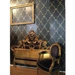 Image of Florentine Gilded Rococo Headboard