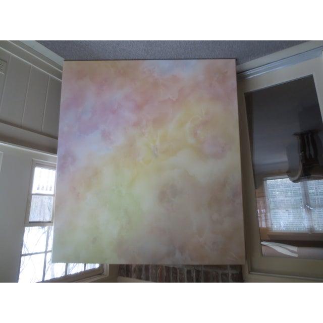 Image of Shirley Isham 1975 'Sinching Spring' Painting