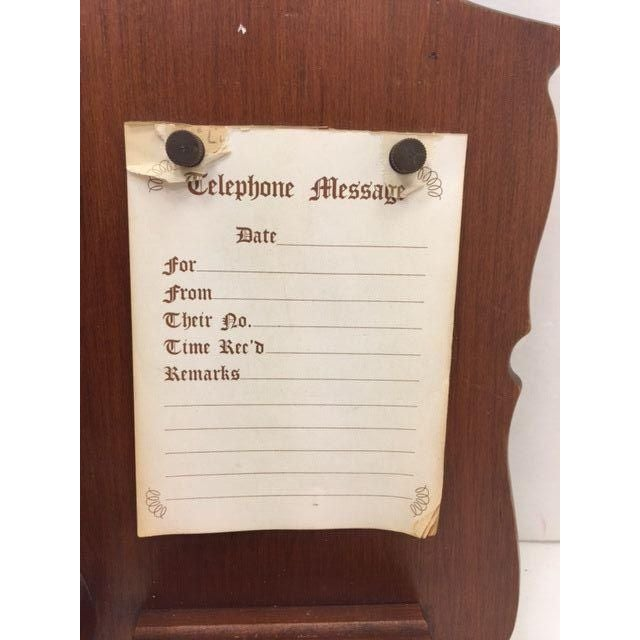 Art Deco Telephone Rest - Image 3 of 6