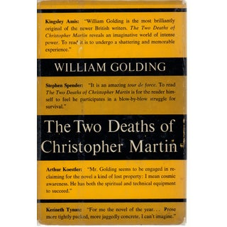 The Two Deaths of Christopher Martin by W. Golding