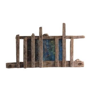 Driftwood Assemblage Wall Sculpture
