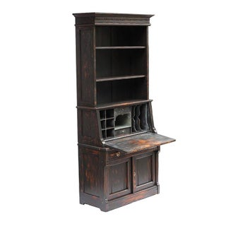 Antique Swedish Secretary Desk