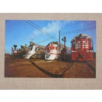 Image of Vintage Railroad Locomotive Photo