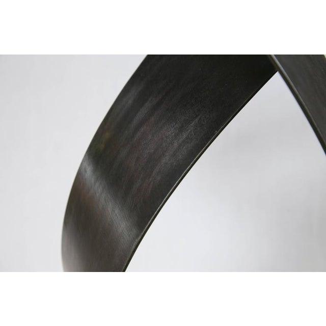 Silhouette by Joe Sorge, Steel Sculpture - Image 8 of 9