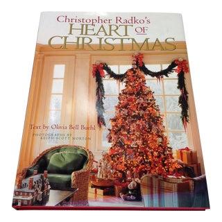 """Heart of Christmas"" by Christopher Radko, Hardcover"
