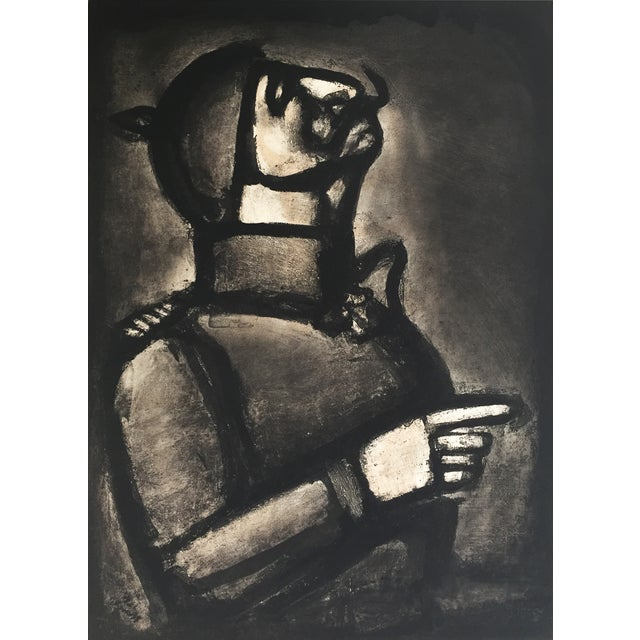 Image of Original Aquatint by Georges Rouault