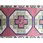 "Image of Vintage Pink Turkish Runner - 7'4"" X 2'8"""