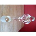 Image of Female Nude Murano Glass Sculpture