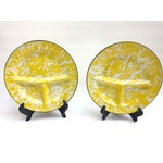 Image of Enameled Dinner Plates - Set of 6