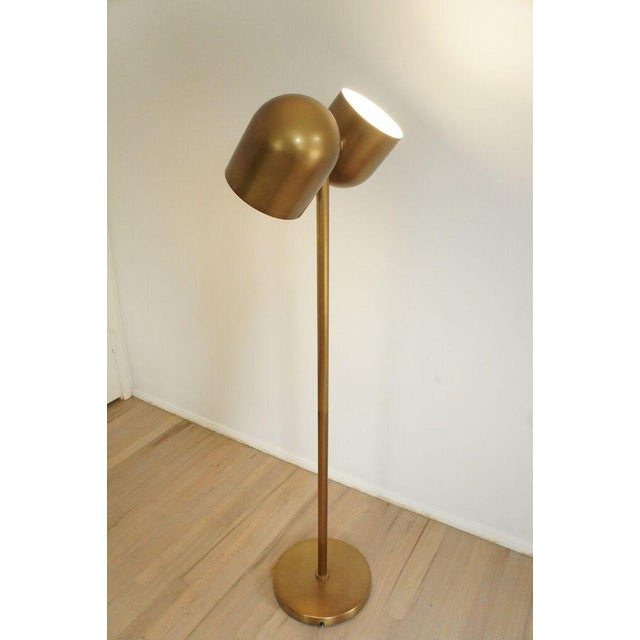 Image of Brass Floor Lamp