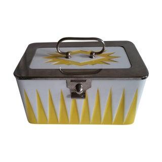 Art Deco Ceramic Box