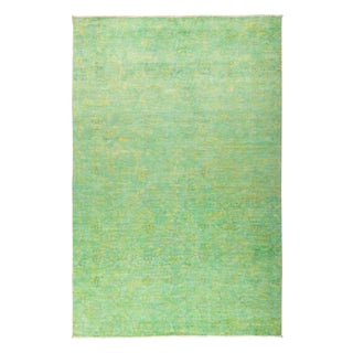 """Vibrance Over Dyed Hand Knotted Area Rug - 8' x 12'1"""""""