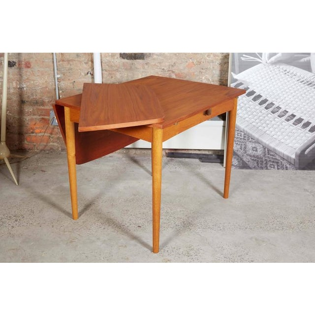 Drop Leaf Dining Table - Image 6 of 8