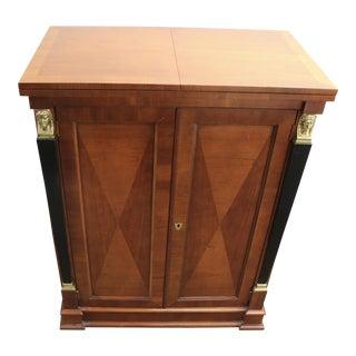 Baker Furniture Flip Top Bar/Server