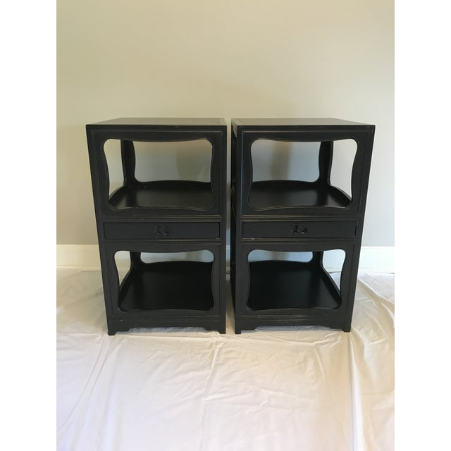 Baker Far East Collection Night Stands - A Pair - Image 2 of 10