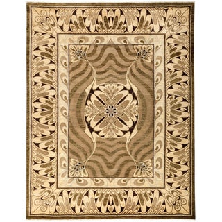 """New Contemporary Hand Knotted Area Rug - 8'2"""" x 10'5"""""""
