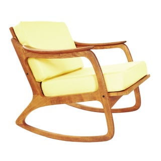 Danish Modern France & Sons Rocking Chair