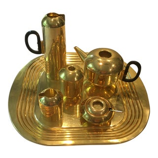 Tom Dixon Eclectic Form Tea Set - Set of 7