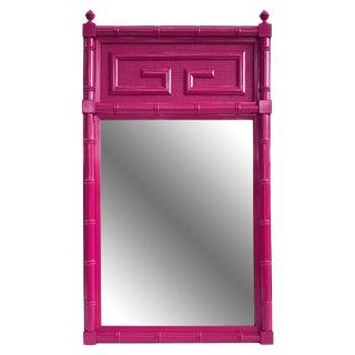 Dixie Hollywood Regency Greek Key Mirror