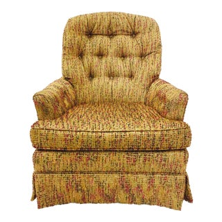 Vintage Mid-Century Club Chair
