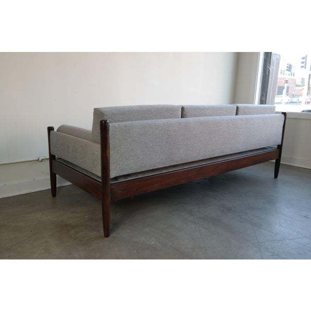 Rosewood Daybed by Sergio Rodrigues - Image 7 of 11