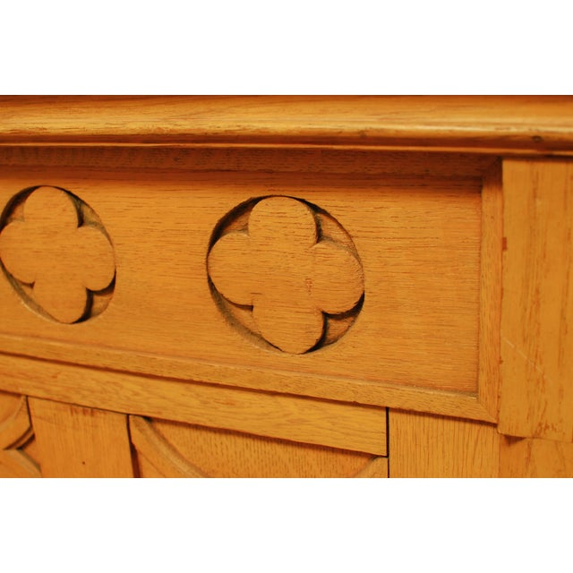Gothic Church Pulpit Lectern - Image 5 of 6