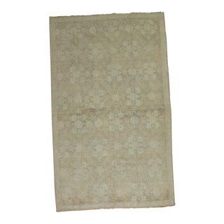 Pale Vintage Oushak Rug, 5'2'' x 8'1''