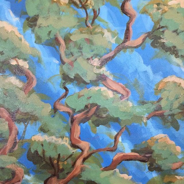 """Sugar Oak"" Acrylic on Canvas - Image 4 of 8"