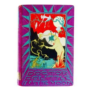 1928 'Doctor Doolittle in the Moon' Book