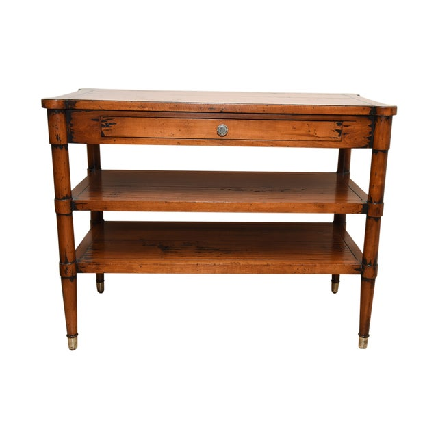 Acquisitions by Henredon Side Table - Image 1 of 9