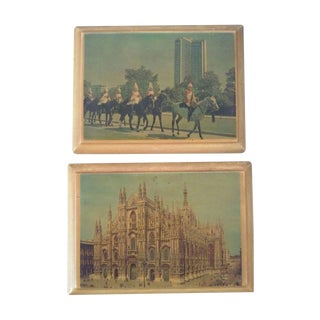 Vintage French Calvary & Cathedral Photography