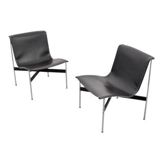Pair Of William Katavolos, Ross Littell & Douglas Kelley, New York Lounge Chairs