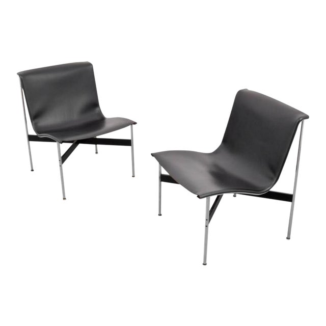 Pair Of William Katavolos, Ross Littell & Douglas Kelley, New York Lounge Chairs - Image 1 of 7