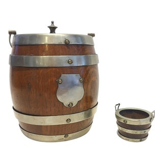 Barrel Containers - A Pair