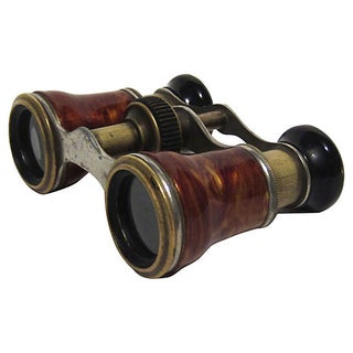 Tortoise Shell Opera Glasses