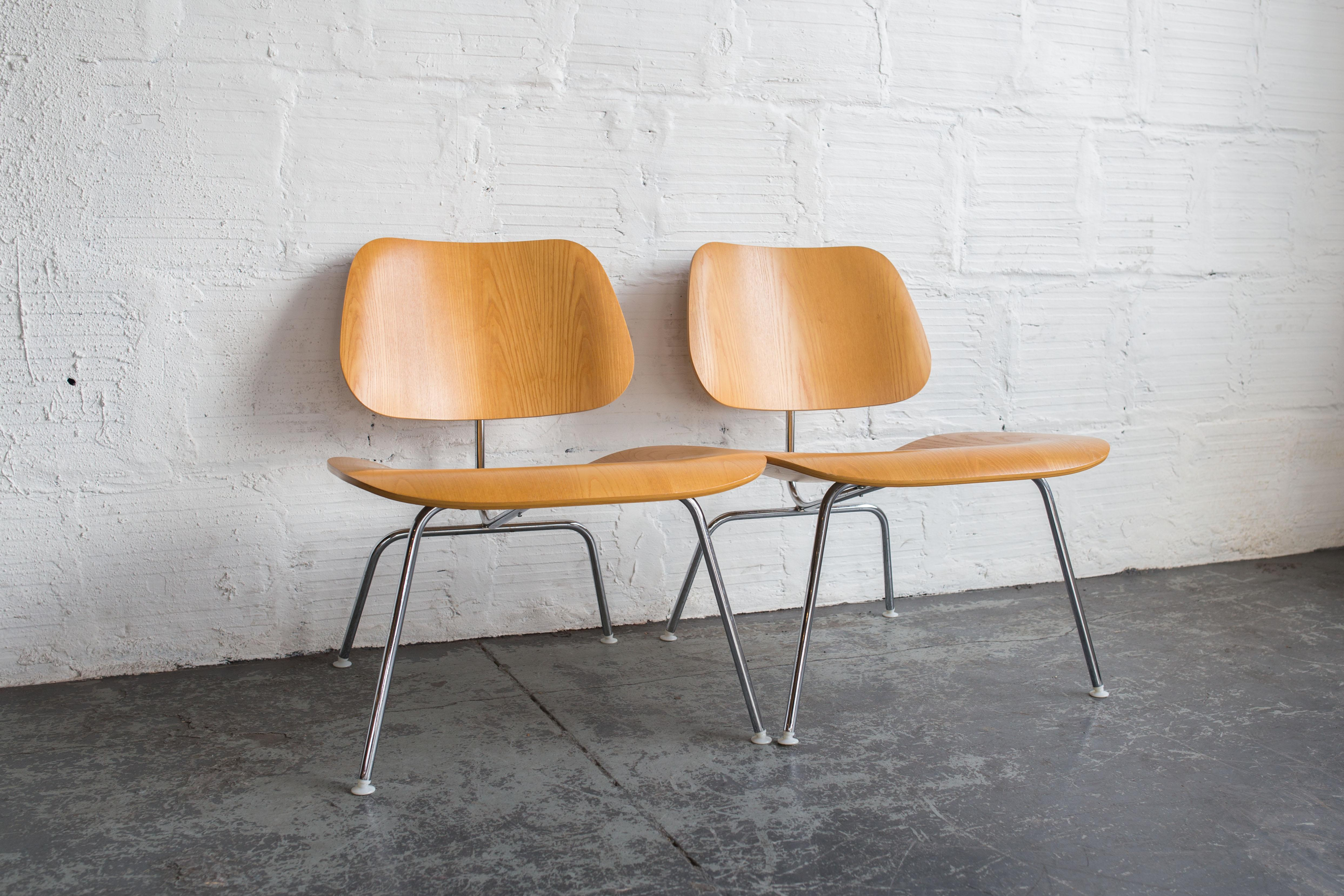 Eames Molded Plywood LCM Chair