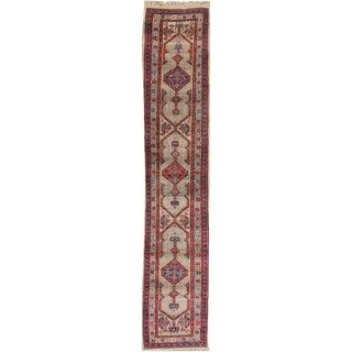 "Persian Serab Runner- 3' x 17'3"""