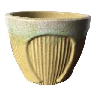Roseville Pottery Arts & Crafts Cachepot Planter