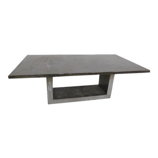 Industrial Metal Table