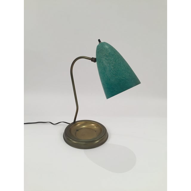 Image of Vintage Mid-Century Desk Lamp