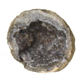 Vintage Geode Dark Mineral