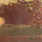 Image of Textural Abstract Oil Painting