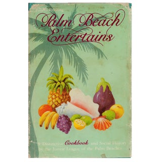 Palm Beach Cookbook & Social History