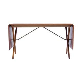 Hans J. Wegner Cross-Leg Dining Table