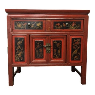 Antique Cabinet Chest From Fujian, China