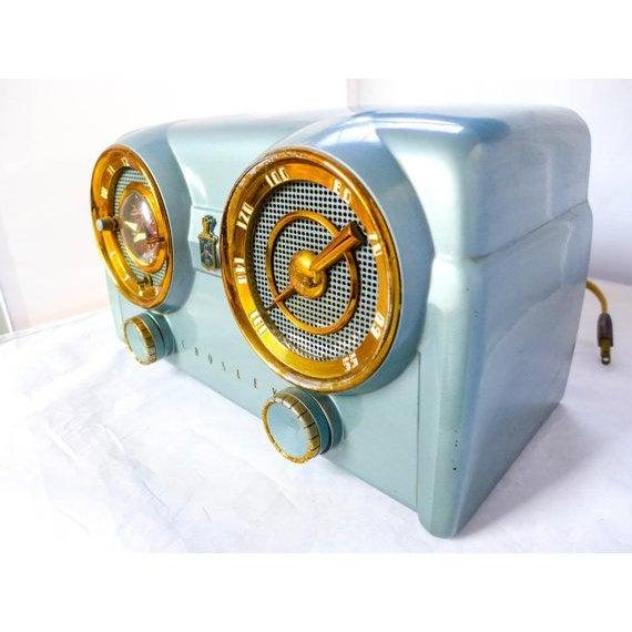 Vintage Bakelite Case Tube-Radio - Image 3 of 6