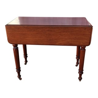 1850's English Drop Leaf Table