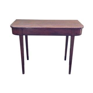 Antique 19th Century Mahogany Table