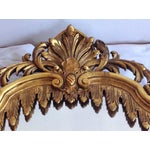 Image of French Gilt Carved Mirror