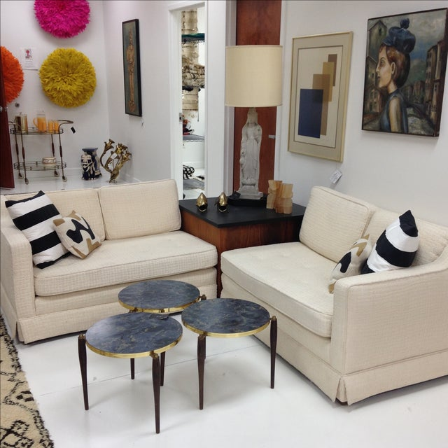 Mid Century Sectional Sofa - Image 9 of 10
